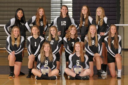 JV 2 Volleyball